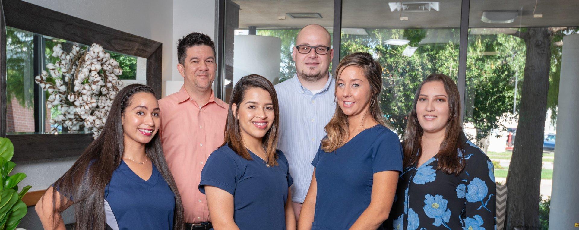 Summer Dental Norman Team