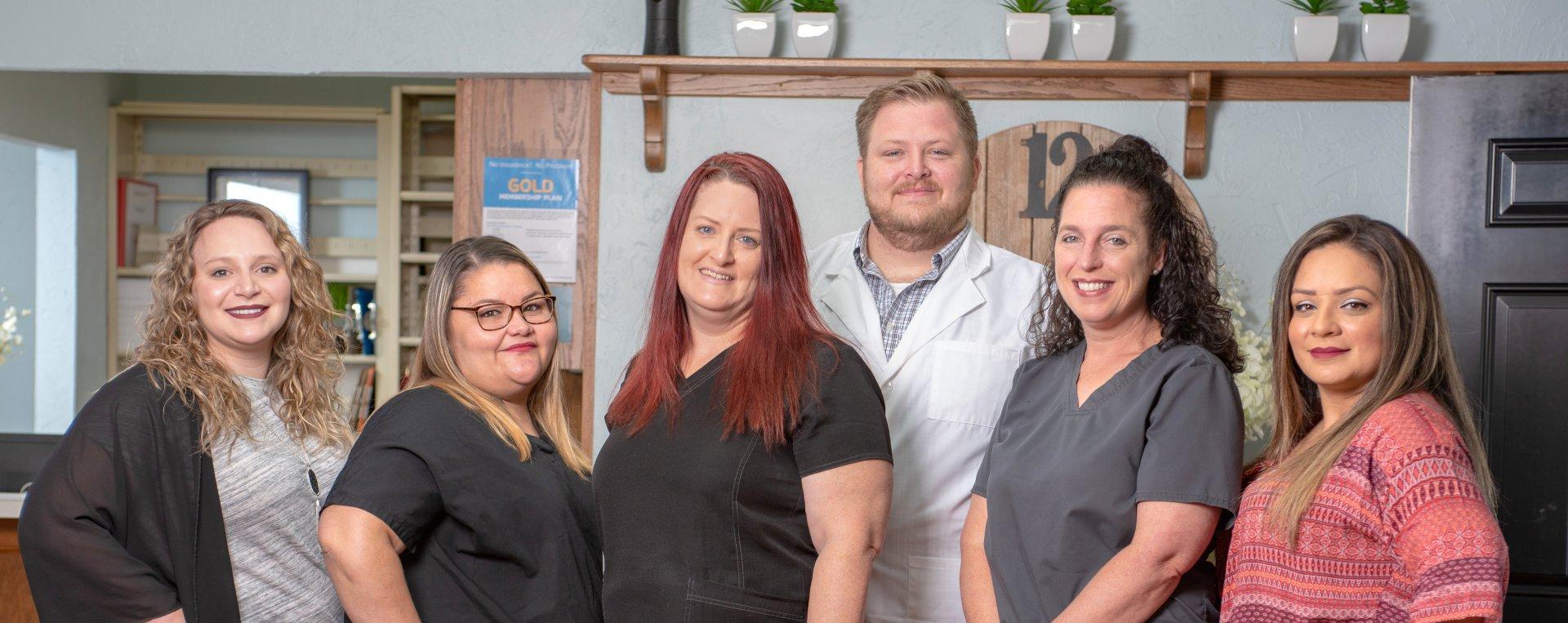 Summer Dental OKC Team